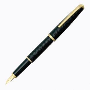 白金牌3776系列羊皮筆身14k鋼筆(需預定)*PS_10000N/黑桿