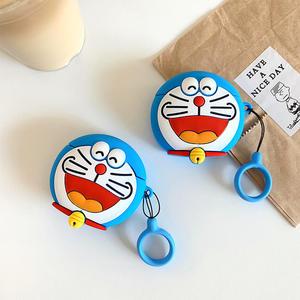 Airpods Pro 專用 1/2代 台灣發貨 [ 哆啦A夢 ] 藍芽耳機保護套 蘋果無線耳機保護