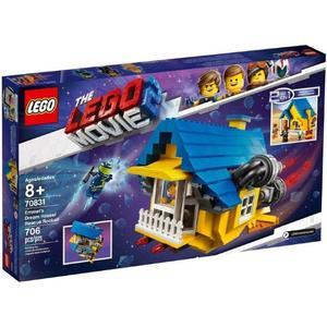 樂高LEGO 樂高玩電影2  Emmet的夢想家/救援火箭 70831 TOYeGO 玩具e哥