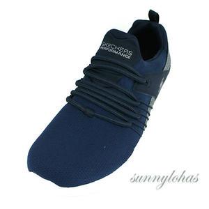 7折 SKECHERS (男) GOrun MOJO 跑步鞋 運動鞋 免綁帶 健身房 訓練-54843NVY 藍 [陽光樂活]