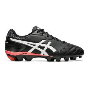 Asics Ds Light Jr [1104A019-001] 大童鞋 足球鞋 穩定 減震 舒適 保護 亞瑟士 黑 白