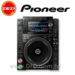 搭配購 ✂ 先鋒 Pioneer CDJ-2000NXS2 職業DJ專用頂級 Wi-Fi 多媒體播放機 公貨 送NuForce HP-800 耳機