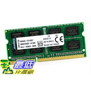 [玉山最低比價網] 金士頓3代DDR3 8G 1600筆記型電腦記憶體條 1.5V標準電壓 相容1333 _yyl