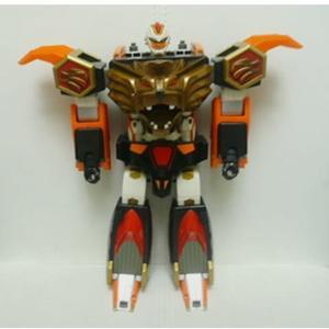 超星神合體變形金剛玩具宇宙戰艦鷹獅子忍風暴龍百獸戰隊ZMD 交換禮物