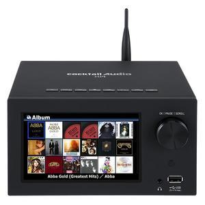 新春特賣【新竹名展音響】加碼贈2T硬碟 Cocktail Audio X14 全功能藍芽播放機  (X12進階版)