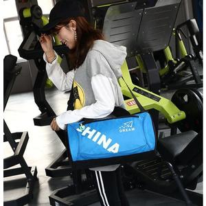 圓筒包男女款 男女健身運動旅行包 多用途單肩手提包女 男士手提包 女款單肩包 大容量斜挎女包