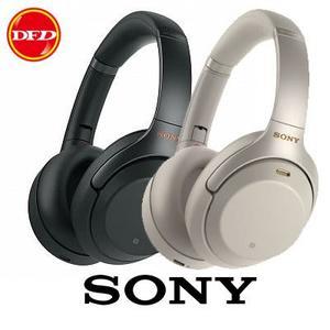 SONY 索尼 無線耳機 WH-1000XM3 個人化降噪 立體聲 藍芽 銀/黑 兩色 快速充電 公司貨