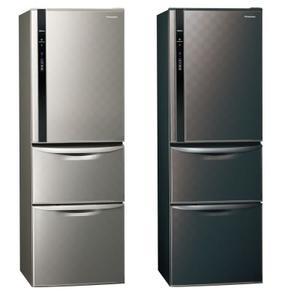 ☎來電☎↘↘Panasonic國際牌【 NR-C389HV -K / S】 385公升 三門 變頻 電冰箱