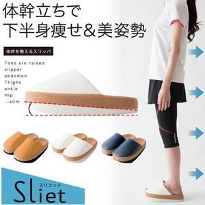 日本【alphax】健身美姿兩用平衡拖鞋_橘色★走路也能調整美姿【滿899送水管毛髮分解劑】