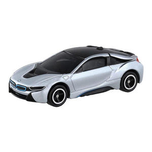 TOMICA 多美小汽車 17 BMW i8 跑車 【鯊玩具Toy Shark】