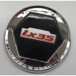 【車王小舖】現代油箱蓋 ix35油箱蓋 ix35油箱貼 IX35油箱蓋