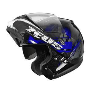 ZEUS瑞獅安全帽,碳纖維安全帽,ZS3500,YY4藍