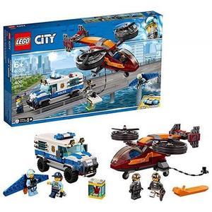 LEGO 樂高  60209 Sky Police Diamond Heist