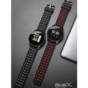 智慧手錶 彩屏智慧手錶手環男多功能測運動手錶男學生小米蘋果通用 百分百