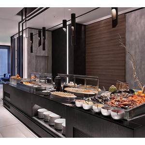 礁溪寒沐酒店 MU TABLE餐廳 平日四人自助午餐券