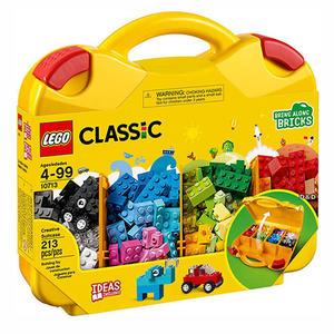 樂高積木LEGO《 LT10713 》2018 年Classic 經典基本顆粒系列 - 創意手提箱╭★ JOYBUS玩具百貨