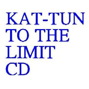 KAT-TUN TO THE LIMIT CD 重饒舌搖滾 WALKING IN THE LIGHT 各自的天空 SPIRIT (音樂影片購)
