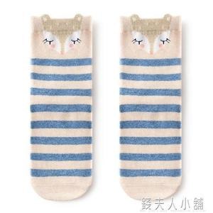 CARAMELLA襪子女純棉中筒襪女士卡通長襪韓版日系棉襪學院風 錢夫人小鋪