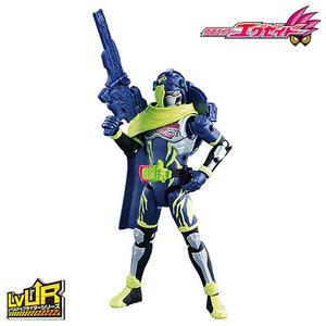 假面騎士 BANDAI 代理版 特攝 假面騎士EX-AID LVUR03 假面騎士Snipe 射擊玩家 可動公仔 10817