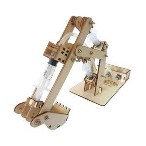 DIY材料包-液壓挖土機
