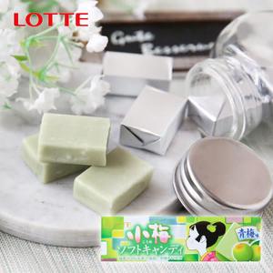 日本 Lotte樂天 小梅條狀軟糖 青梅風味 58g 青梅軟糖 小梅軟糖 條狀軟糖 糖果