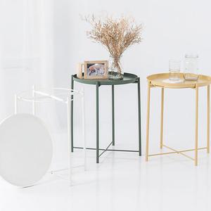 下殺76折↘北歐風 可拆卸托盤桌 茶几 圓桌 桌子
