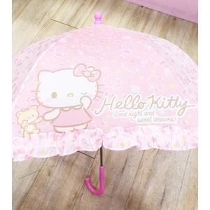 【震撼精品百貨】Hello Kitty 凱蒂貓~HELLO KITTY兒童用雨傘-40cm#06284
