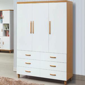 衣櫃 衣櫥 AT-333-9 寶格麗4X7尺衣櫥【大眾家居舘】