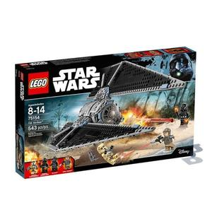 【LEGO 樂高積木】 STAR WARS 星際大戰系列-鈦戰機 TIE Striker LT-75154