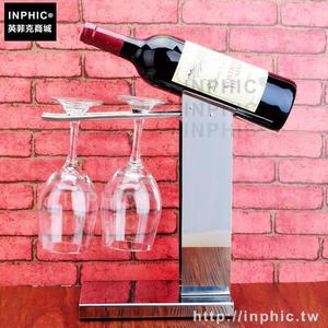 INPHIC-酒杯架酒具紅酒歐式不鏽鋼倒掛吊杯架洋酒架紅酒架酒架_fchM