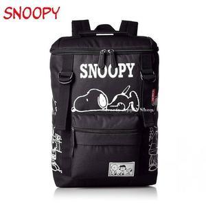 日本限定 SNOOPY 史努比家族 繪圖版 後背包