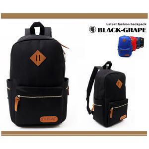 超強新品-LECAF時尚金鏈-多袋豬鼻後背包【C3007】黑葡萄包包