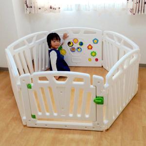 中華批發網-HWS-J-4869-馬克文生-日本JTC兒童遊戲圍欄六片型