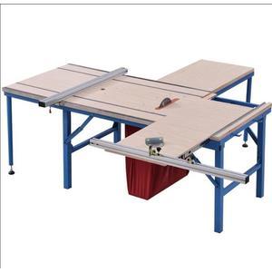 摺疊木工鋸台推台鋸電圓鋸倒裝台鋸無塵電圓鋸多功能  ATF(220v)探索先鋒