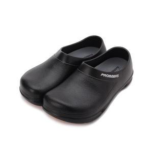PROMARKS 排水廚師鞋 黑 男鞋 鞋全家福