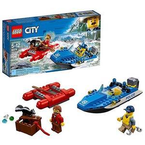 LEGO 樂高 City Wild River Escape 60176 Building Kit (126 Piece)