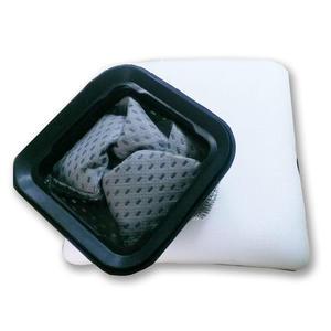 電動板擦機專用集灰袋+海棉/1組入
