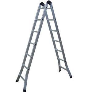 祥江鋁梯-擴孔式二關節梯14.5尺