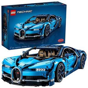 LEGO 樂高 42083 Technic Bugatti Chiron Building Kit (3599 Piece)