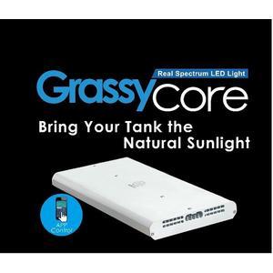 {台中水族} 台灣  HME 魔塊3 LED -海水 智慧型燈具( 16000K) 黑色(附腳架)