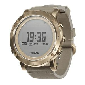 【芬蘭 SUUNTO】SUUNTO ESSENTIAL COLLECTION GOLD 電腦腕錶
