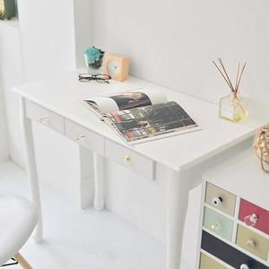 書桌 電腦桌 辦公桌 電腦椅【N0016】公主風雙抽電腦桌 MIT台灣製ac  收納專科