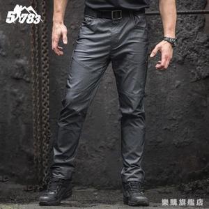冬季戶外511戰術褲男軍迷修身耐磨工裝褲長褲特種兵軍裝褲子wy