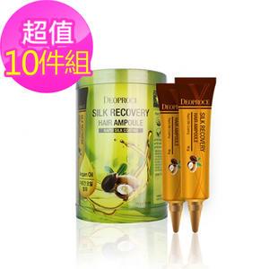 韓國DEOPROCE摩洛哥堅果油護髮安瓶 10g*10支(