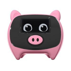 智慧機器人 阿爾法蛋伶俐豬智能學習機器人早教玩具對話陪伴英語啟蒙 莎瓦迪卡