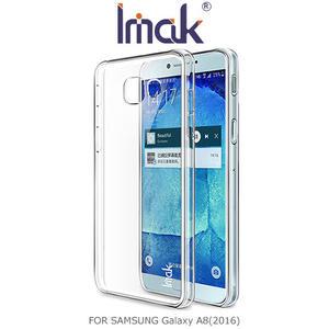 Imak 羽翼II水晶保護殼/SAMSUNG Galaxy A8(2016)/手機殼/透明殼/背蓋/透色【馬尼行動通訊】