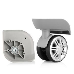 行李箱輪子 探營者行李箱萬向輪配件輪子旅行箱密碼拉桿箱配件萬向輪維修腳輪  瑪麗蘇