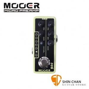 【迷你音箱前級模擬效果器】【Mooer 006 Classic Deluxe 】【Micro Preamp】【Fender Blues Deluxe】