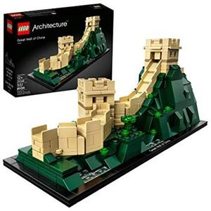 LEGO 樂高 Architecture Great Wall of China 21041 Building Kit (551 Piece)