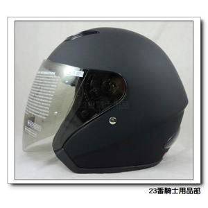 【GP5 209 素色3/4罩 消光黑 安全帽】大頭救星、超大尺寸、內襯全可拆免運
